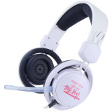 Selling caldo Gaming Headset con Silicone Cushion (RGM-908)