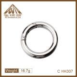方法ニースの品質のSilvrカラー金属のばねのコイル37mmの一括売り