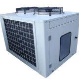 Tubo del condensatore raffreddato aria dell'acciaio inossidabile AISI304