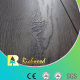 Suelo europeo del laminado de la nuez del arce del roble AC3 E1 HDF