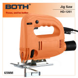 710W 65mm Jig Saw pour usage domestique (HD1261)