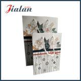 El diseño colorido vende al por mayor la bolsa de papel impresa insignia barata de la buena calidad