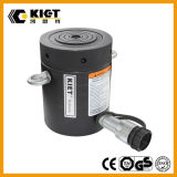 Único cilindro hidráulico ativo de alumínio