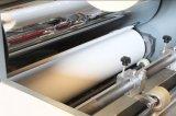 Het hoge Semi Automatische Hydraulische Broodje van het Document Quanlity/Machine pre-Glue/Glueless Bopplamination