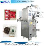 Máquina dicha electrónica automática del conjunto de la bolsita del gránulo del té de la flor
