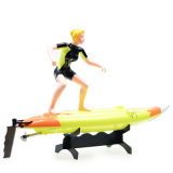 0122310-Surfing Boat - wir Plug