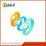 Termômetro esperto sem fio do relógio do bebê de Digitas Bluetooth com marcas do Ce