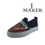 Zapatos de lona de precio al por mayor para las mujeres (JM2009-L)