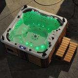 6台のシート100 PCSのジェット機のアクリルの温水浴槽の鉱泉