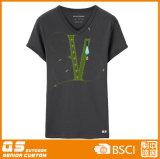 여자의 형식 스포츠 t-셔츠