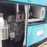 Super leiser Generator des Fabrik-Großverkauf-100kVA mit Smartgen Druckluftanlasser