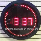 Horloge de mur électronique de Digitals d'Afficheur LED