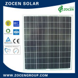 작은 Power Monocrystalline Solar Panel 75W