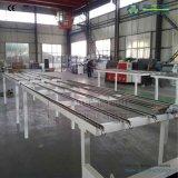 PVC / Asa de techo de líneas compuesta Baldosa Producción