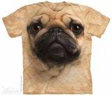 Van de Katoenen van de Douane van de recentste Mensen van het Ontwerp T-shirt Druk van het Aankopen in het groot de Grappige 3D Volledige