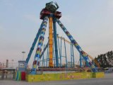 24 equipos grandes de la diversión del patio del paseo de emoción de los asientos montan venta caliente grande del péndulo (transmisión superior) en la India