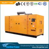 100kw zu 500kw Silent Volvo Diesel Generator