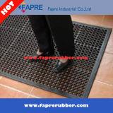 Stuoia di gomma riciclata del pavimento della cucina della prova di olio, stuoia di gomma di drenaggio
