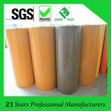 Cinta de BOPP auto-adhesivo (rodillo enorme) (SGS y de la ISO)
