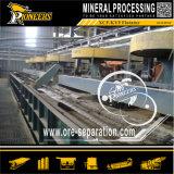 銅鉱石の回復鉱山のプロセス用機器の浮遊の選鉱装置