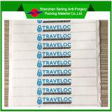 Não etiqueta elevada /Sticker da calcadeira da impressão do logotipo da companhia de transferência