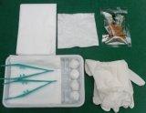 Устранимый стерильный основной комплект шлихты