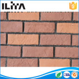 Tijolo de pedra artificial decorativo da telha para o revestimento da parede (YLD-01010)