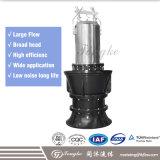 La pompe d'hélices submersible avec à écoulement axial/Mélangé-Circulent turbine