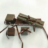 Коробка подарка Jewellery картона для различного имеющегося размера