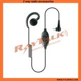 Ecouteur en anneau C pour radio bidirectionnelle Ex500