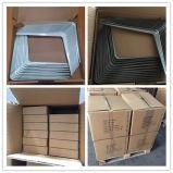 Soporte de pared de ayuda de estante del soporte de estante del Coner del metal de la pintura de los muebles