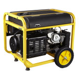 6kw CE Electric/Recoil Début Gasoline Generator (WH7500K) pour Home Use