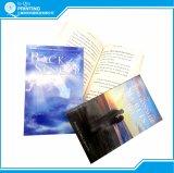 Impression faite sur commande bon marché de livre de livre broché de couleur du professionnel A4