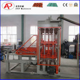Гидровлический полноавтоматический конкретный блок твердого кирпича полости цемента делая машину