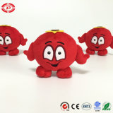 Pomegranate Red Plush Stuffed Soft Kids Funny Ce Custom Toy
