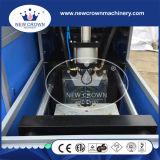 Machine semi-automatique de soufflage de corps creux de bouteille d'animal familier pour la bouteille de gallon