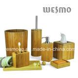 De vierkante Toebehoren van het Bad van het Bamboe (WBB0311A)