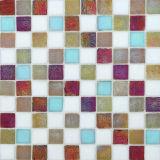 Mosaico di vetro per la cucina Backsplash della stanza da bagno