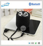 Diseño fresco Tire Bluetooth 2.1 Wireless plástico Mano libre Mini USB SD / TF Media Player para iPhone/Samsung/MP3/4/5 (S043)