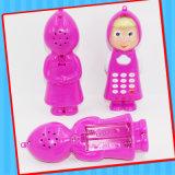Игрушка сотового телефона Masa с конфетой нот