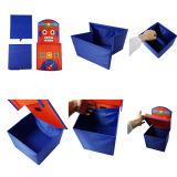 Cabritos plegables del almacenaje del juguete que sientan la silla (GSA7091S)