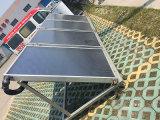 Riscaldatore di acqua solare piano multiplo