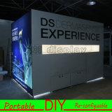 Equipamento cosmético modular reusável portátil de DIY com Lightbox