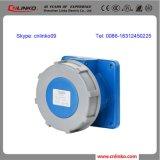 Presa a parete IEC60309 Plug e Socket/Industrial Socket per 2p+E 16A/32A 230V