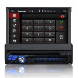7 Inch Single DIN Touch Screen Android 4.4.4 Car DVD Player Gp 8600 +WiFi+3G+GPS+FM+Bluetooth와 Ect에서 Dash