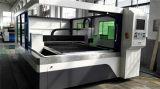 Двойной автомат для резки лазера волокна CNC таблицы паллета привода