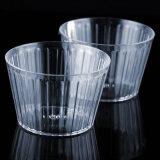 بلاستيكيّة فنجان فنجان مستهلكة قصيرة مصغّرة 1.8 [أز]