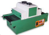 Machine van de Flessen van de Apparatuur van de Bovenkant van de lijst de Hulp Plastic UV Genezende 10m/Min