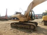 道の機械装置のための幼虫320cのクローラー掘削機