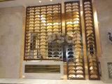 Écran décoratif en métal d'acier inoxydable